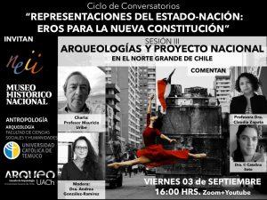 ARQUEOLOGÍAS y PROYECTO NACIONAL EN EL NORTE GRANDE DE CHILE